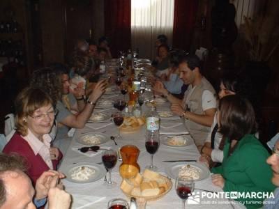 Comida en Peñafiel - Conocer gente; clubs montaña madrid